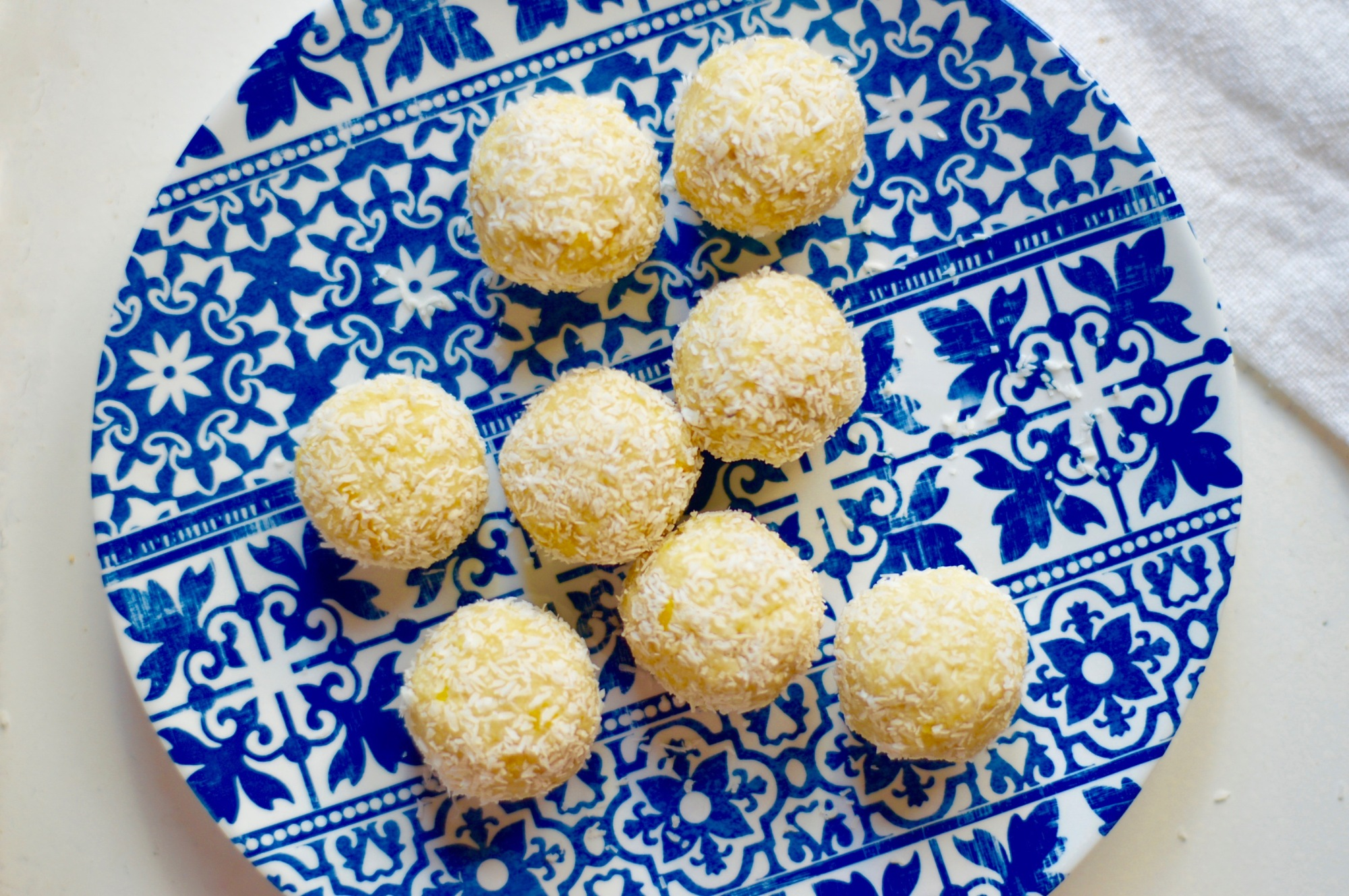 Stacey Hogan Lemon Bliss Balls