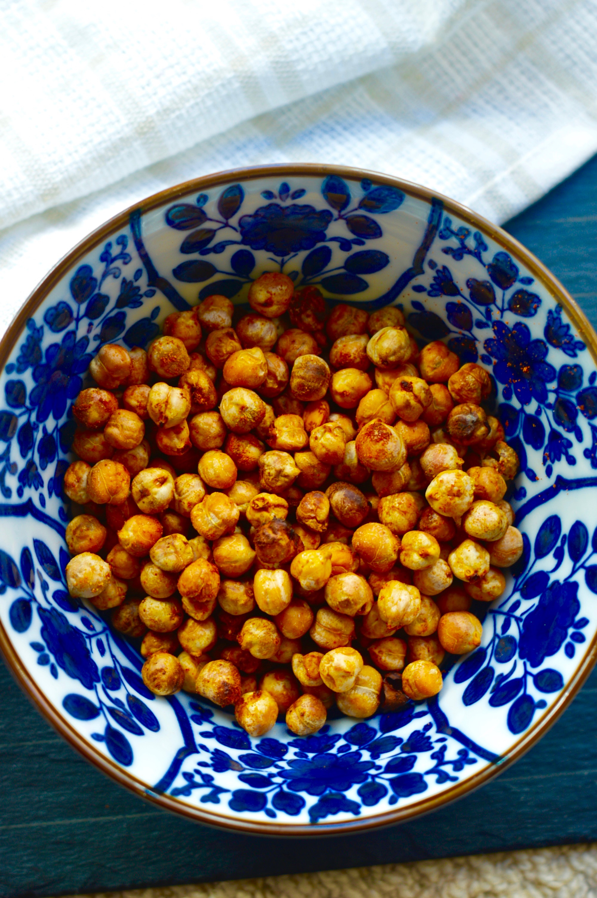 Stacey Hogan SPiced Chickpea Crispies