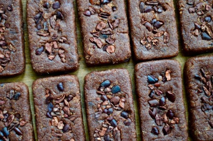 Stacey Hogan - Protein Brownies