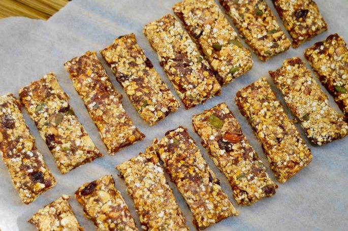 stacey hogan granola bars